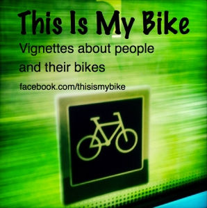 ©Barry Sandland logo for This Is My Bike