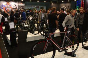 ©Barry Sandland/TIMB - The Merckx exhibit at Velofollies
