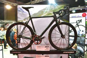 ©Barry Sandland/TIMB - Stevens bike, 4.5kg