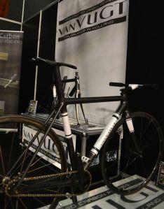 ©Barry Sandland/TIMB - Superlight carbon fibre bike at Velofolies