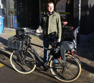 ©Barry Sandland/TIMB - The Butcher by Oxford bikes