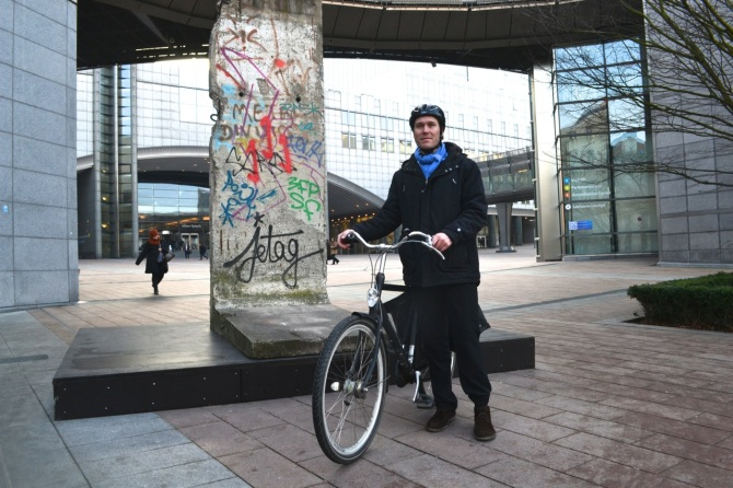 ©Barry Sandland/TIMB - Bike to Work Day