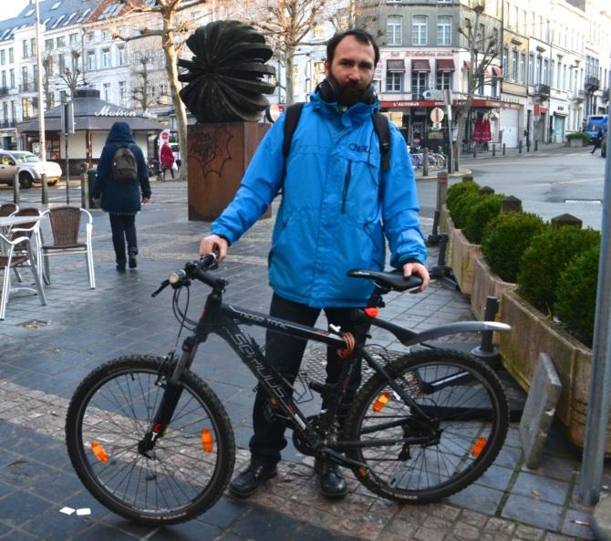 ©Barry Sandland/TIMB- International Bike To Work Day