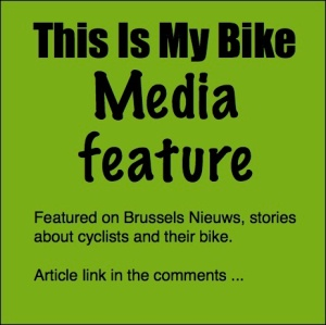 media feature about This Is My Bike