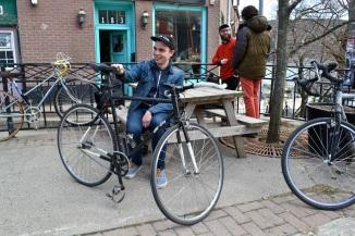 @Barry Sandland/TIMB- Fixie rider in Newfoundland