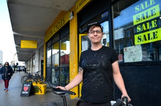 ©Barry Sandland/TIMB - Steadily, Brixton Cycles has found the financial support in their community - proof of the commitment the community has to them.