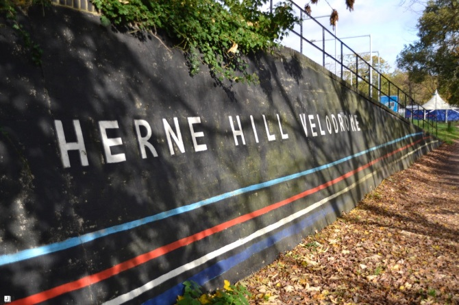 ©Barry Sandland/TIMB - Herne Hill velodrome in London