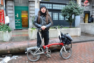 ©Barry Sandland/TIMB - Some bikes responds better to transport issuews
