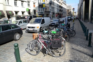 bikestandtraffic