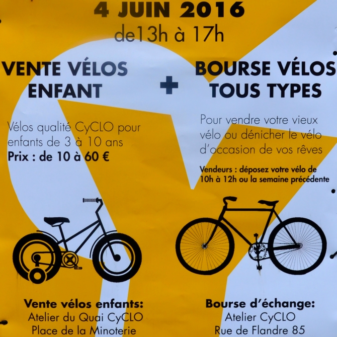 CYCLO bike sale in Brussels