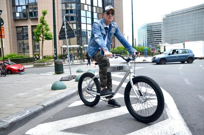 ©Barry Sandland/TIMB - Cruiser bike release in the James Dean motif from Felt