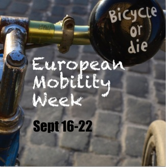 Europe Mobility Week poster
