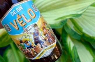 ©Barry Sandland/TIMB - Vélo beer on sale in Belgium