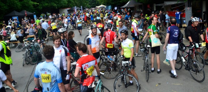 ©Barry Sandland/TIMB - Inaugural 50km Brussels Bike Tour