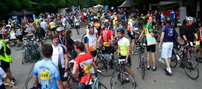 ©Barry Sandland/TIMB - Inaugural 50km Brussels Bike Tour